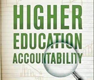 A Conversation on Higher Education Accountability